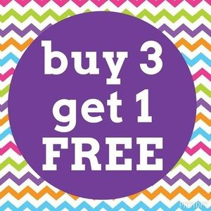 Other - Buy 3 get 1 FREE